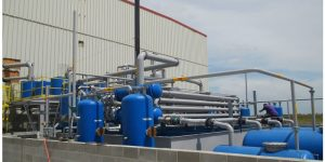 Waste tyre-plastic pyrolysis plant for Australia Project
