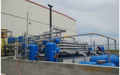 Waste tyre/plastic pyrolysis plant for Australia Project