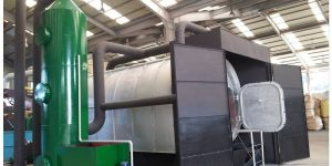 installed 5Tons per Day waste tire recycling machine for Romania project